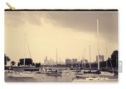 Montrose Harbor Skyline Carry-all Pouch