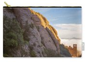 Montserrat Hike Painterly Carry-all Pouch