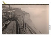 Montserrat Winter Morning Bw Carry-all Pouch