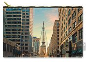 Monument Circle - Indianapolis Carry-all Pouch