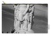 Monument Of Man Carry-all Pouch