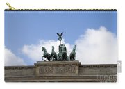 Monument On Brandenburger Tor  Carry-all Pouch