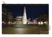 Monument On The Dam In Amsterdam Netherlands At Night Carry-all Pouch
