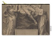 Monument To William Shakespeare Carry-all Pouch