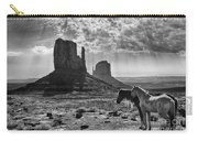 Monument Valley Horses Carry-all Pouch