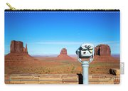 Monument Valley, Usa Carry-all Pouch