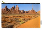 Monument Valley,arizona Carry-all Pouch