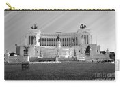 Monumental Architecture In Rome Carry-all Pouch