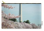 Monumental Cherry Blossoms Carry-all Pouch