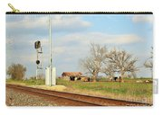 Moo Moo Train Track Carry-all Pouch