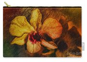 Mood Of The Orchid Carry-all Pouch