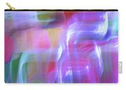 Moods Abstract Square Carry-all Pouch