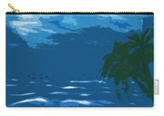 Moods Of The Sea Surreal Carry-all Pouch