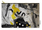 Moods Yellow Let It All Hang Out Carry-all Pouch
