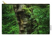 Moody Tree In Forest Carry-all Pouch