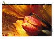 Moody Tulips Carry-all Pouch