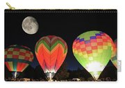 Moon And Balloons Carry-all Pouch
