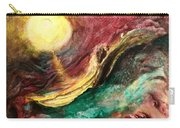Moon And Ocean Carry-all Pouch