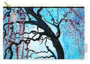 Moon Blossoms Carry-all Pouch