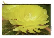 Moon Cactus Blooms Carry-all Pouch