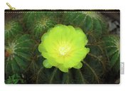Moon Cactus Carry-all Pouch