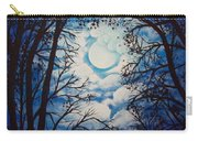 Moon Clouds Carry-all Pouch