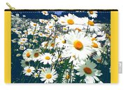 Moon Daisies Carry-all Pouch
