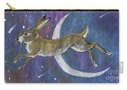Moon Hare 2018 08 01 Carry-all Pouch