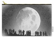 Moon - Id 16236-105000-9534 Carry-all Pouch