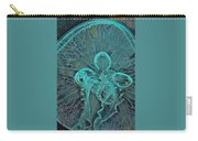 Moon Jellyfish Art Carry-all Pouch