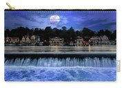 Moon Light - Boathouse Row Philadelphia Carry-all Pouch