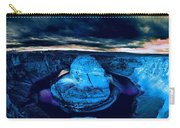 Moon Light Glory Carry-all Pouch