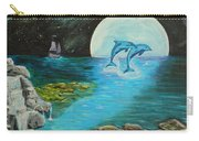 Moon Light Swim  Carry-all Pouch