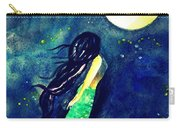 Moon Mermaid Carry-all Pouch