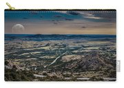 Moon On The Plains Carry-all Pouch