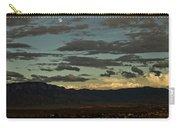 Moon Over Albuquerque Carry-all Pouch
