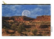 Moon Over Canyonlands Carry-all Pouch