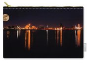 Moon Over Lake Carry-all Pouch