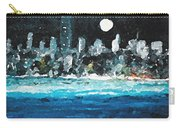 Moon Over Miami Carry-all Pouch