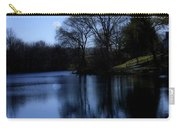 Moon Over The Charles Carry-all Pouch