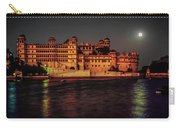 Moon Over Udaipur Carry-all Pouch