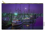 Moon Over Winchester Bay Carry-all Pouch