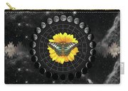 Moon Phase Pendulum With Butterfly  Carry-all Pouch