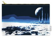 Moon Sea Carry-all Pouch
