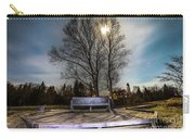 Moon Shadow Iroquois Point -1462 Carry-all Pouch