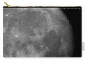 Moon Surface Close-up Carry-all Pouch