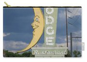 Moon Winx Lodge Sign Carry-all Pouch