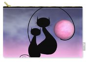 Mooncat's Love Carry-all Pouch