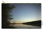 Starlight Over Susan Lake Carry-all Pouch