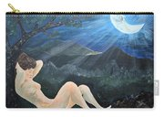 Moonlight And Sorrow Carry-all Pouch